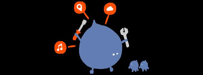 Drupal Entwicklung Charakter