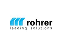 Rohrer Logo